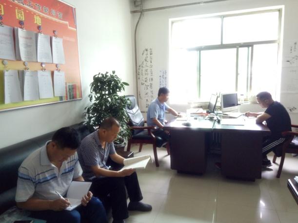 康县委统战部召开党支部建设标准化工作推进会并传达学习县委文件精神
