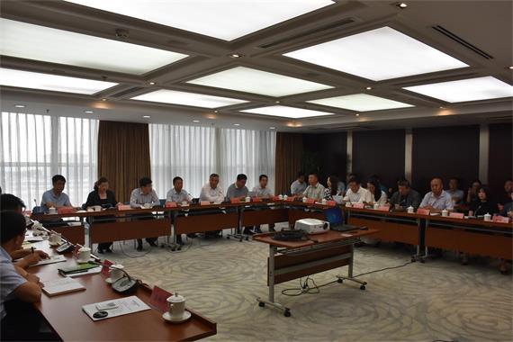 甘南州积极向全国工商联汇报衔接 全力推进精准扶贫精准脱贫工作